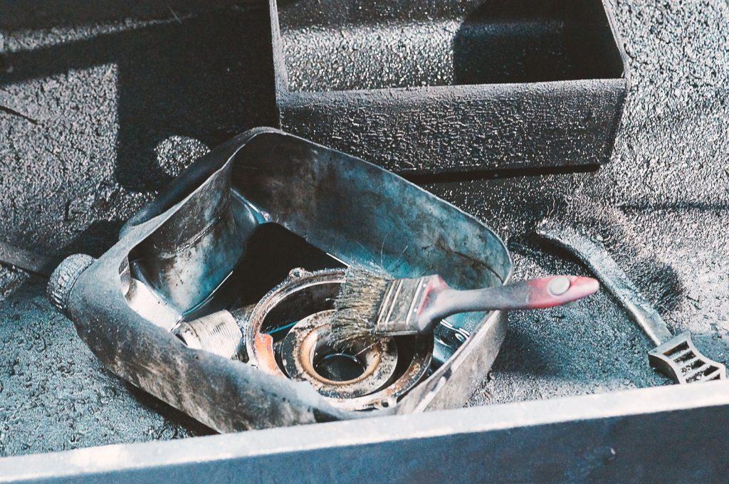 турбина ремонт мойка