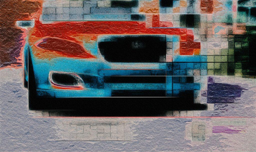 Компьютерный автомобиль