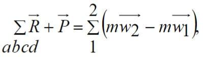 Теорема Л. Эйлера о количестве движения