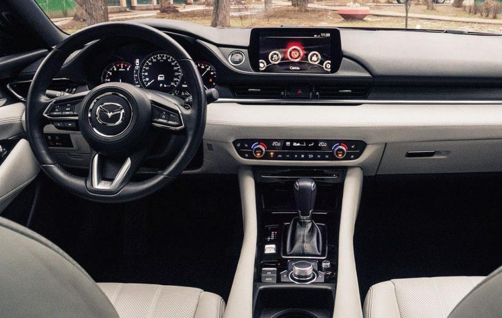 Mazda6 Skyactiv 2.5 Turbo Executive Plus