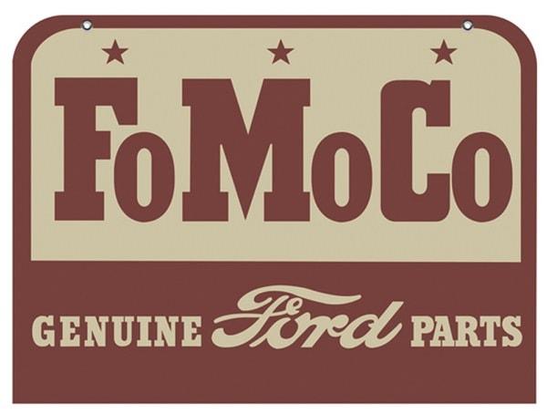 Логотип FoMoCo