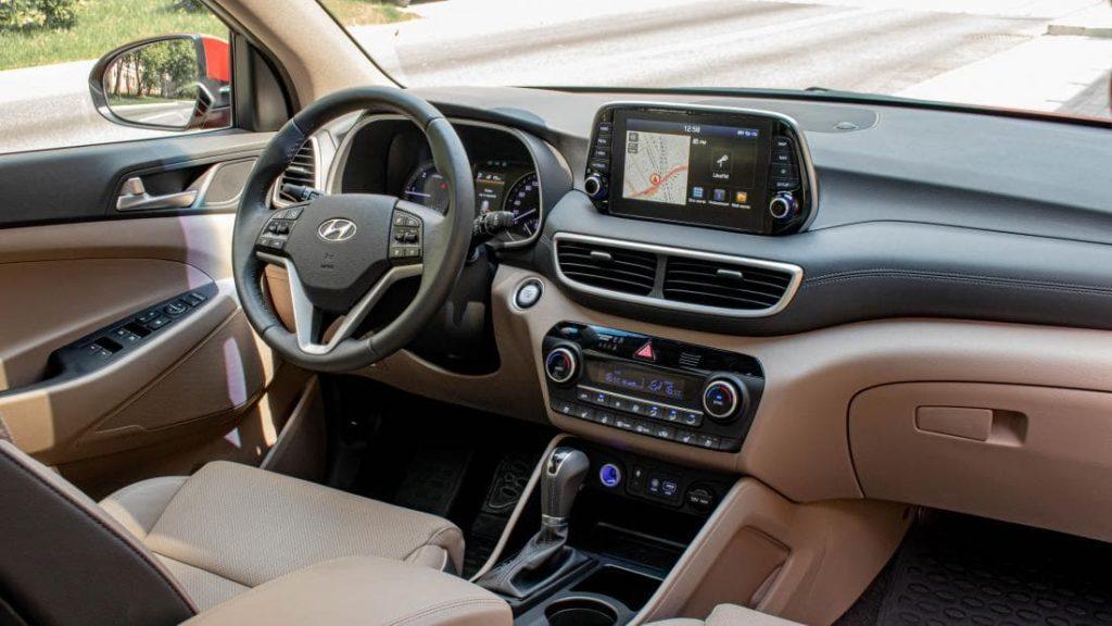 Hyundai Tucson 2.0 Turbo Diesel