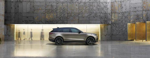 Range Rover Velar Турбо