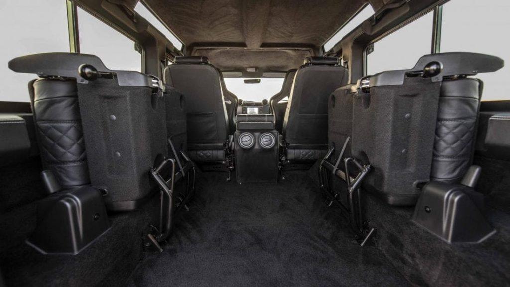 Himalaya Summit Series Land Rover Defender