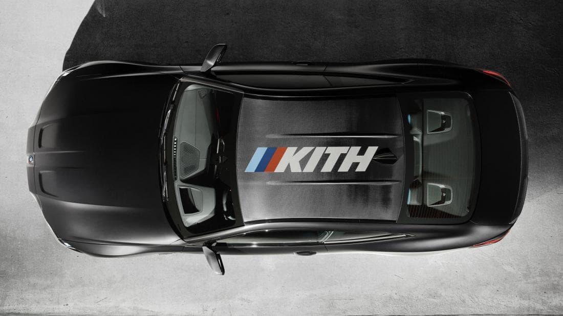 Апгрейд BMW от KITH