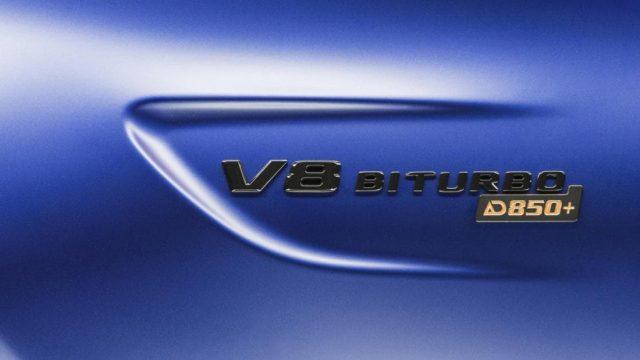 Mercedes-AMG C63 S Biturbo