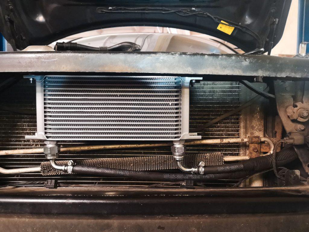 Радиаторы, интеркулеры
