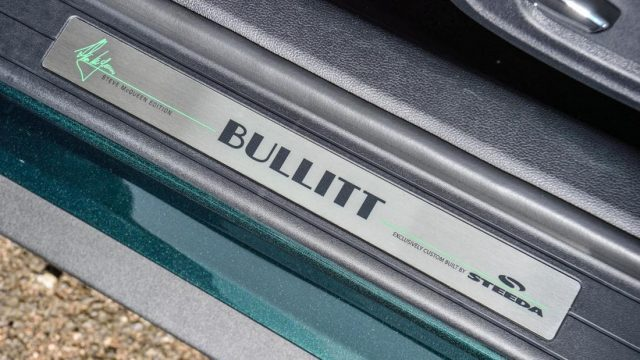 Апгрейд Bullitt Mustang