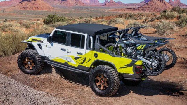 Jeep делает индивидуальный апгрейд