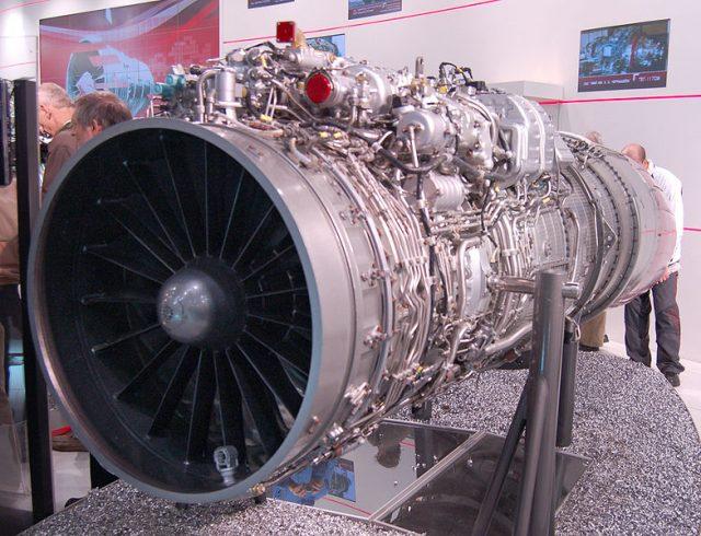 Двигатель на Миг-29